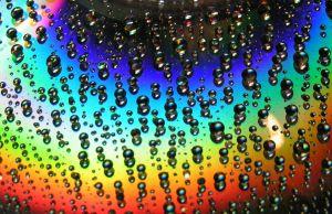 Bajka: Deszcz i Piorun