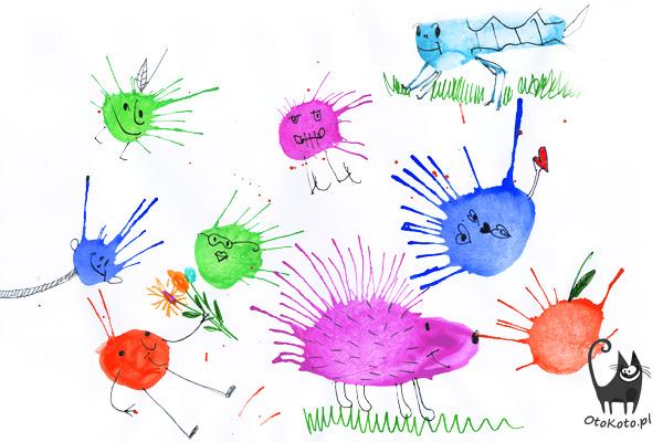 Zabawy dla dzieci – Mali-wielcy artyści