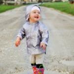 Spacer w deszcz – tak czy nie?
