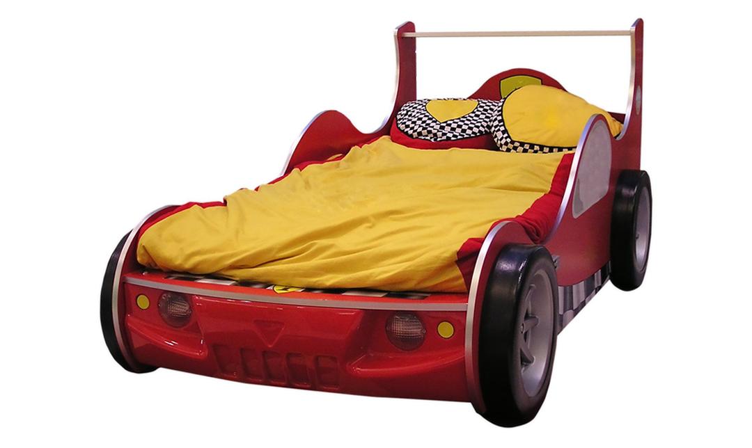 Łóżka samochody dla chłopców – dlaczego warto?